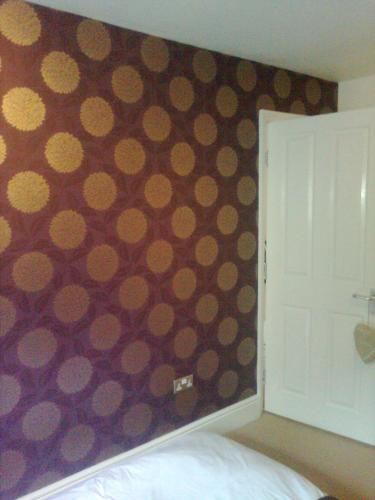 wall papering