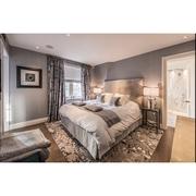 West London Mews House - Master Bedroom en-suite