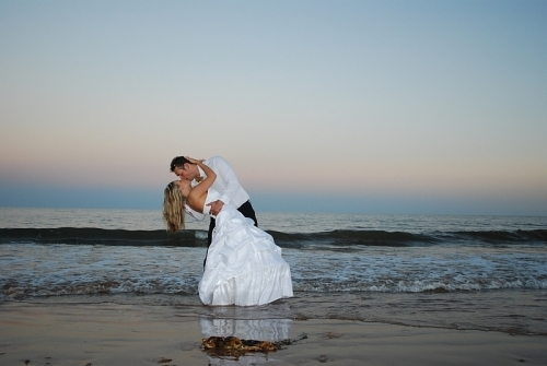 Wedding Session on the beach