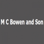 M C Bowen & Son - skip hire