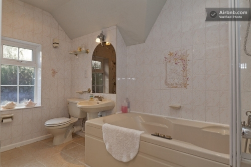 Large Room Bathroom
