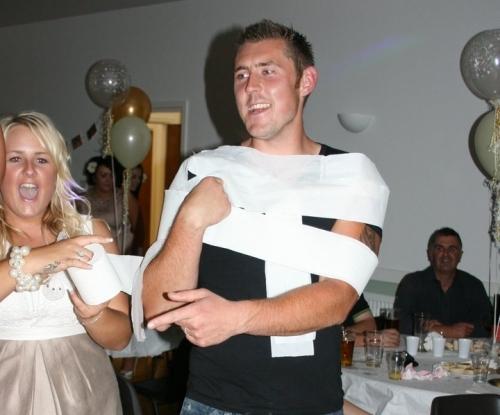 Birthday party fun organised by Essex Wedding DJs