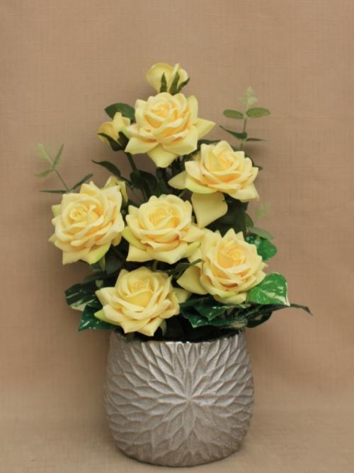 Handmade Artificial Floral Arrangements