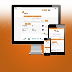 AoC Jobs is fully optimised, so it works on you desktop, tablet and smart phone