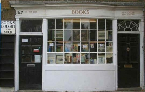 Fosters' Bookshop 183 Chiswick High Road London W4 2DR