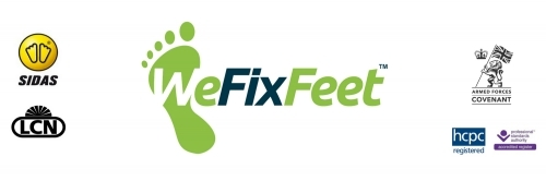 We Fix Feet - Sheffield Podiatry and Foot Healthcare