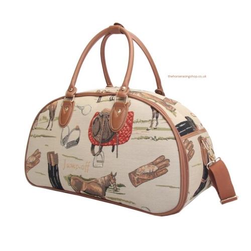 Equestrian Carry On Flight Bag
