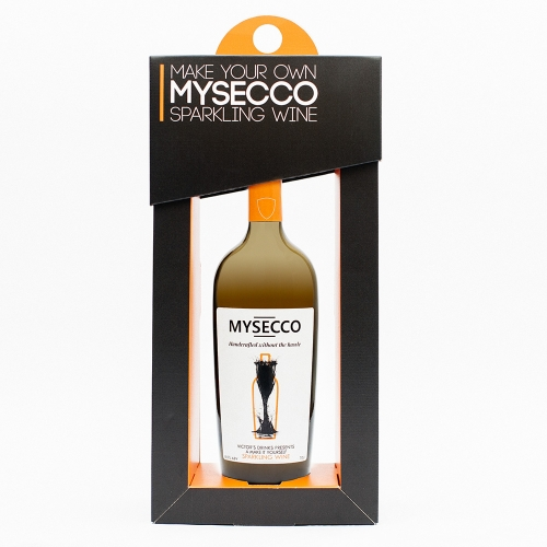 Victor's Drinks Mysecco Sparkling Wine Kit