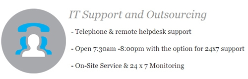 IT Support and Outsourcing