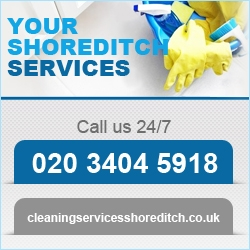 Your Services Shoreditch