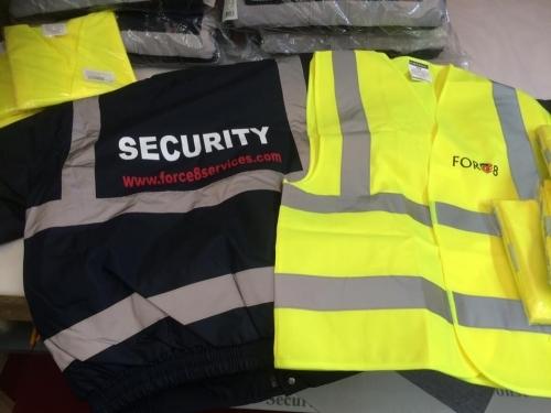 Hi Vis Security Jacket