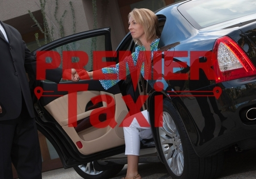 Premier Taxis Kettering Banner