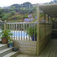 Balustrade and Decking