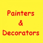 Mr M Jones - painters and decorators