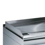 Lincat Silver Link 600 Griddles Model. GS6  600w  600d x 330h