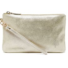 Might Purse in Gold Shimmer
