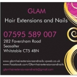 Glam Hair Extensions And Nails