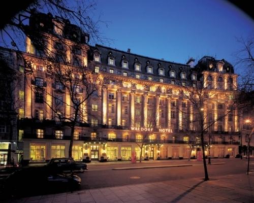 The Waldorf Hilton, London Exterior View