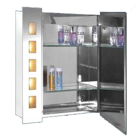 Kings Bathroom have a huge range of bathroom cabinets, cabinets with lights, LED cabinets and stainless steel cabinets.
