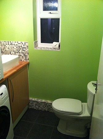 Downstairs Toilet and Basin Installation In Aylesbury