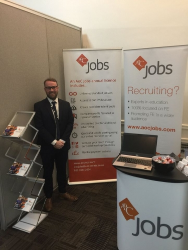 AoC Jobs at the AoC HR Conference