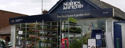 Staines & Brights Your local home & garden store