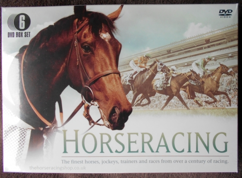 Horseracing DVD Gift Box Set