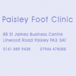 Paisley Foot Clinic