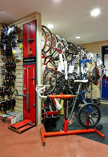 Road Bikefitting 001