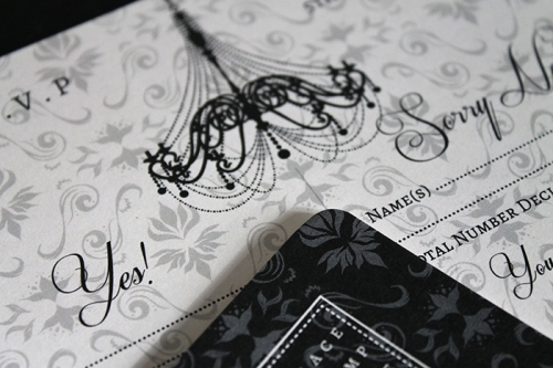 Opulence Wedding Stationery