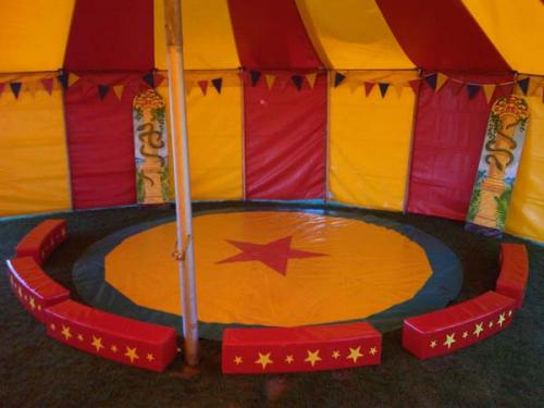 circus ring hire