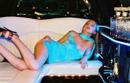 Lap dancing in stretch limousines and limo lap dance for London stag parties and groups