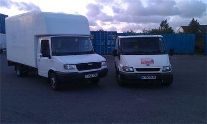 Two Vans
