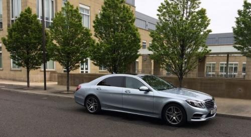 2015 Mercedes S Class AMG LWB Limousine (Sedan)