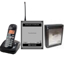 AES wireless intercom