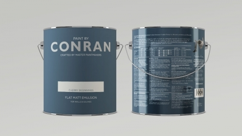 Paint By Conran 2 5ltr Front Rear