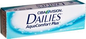 ciba dailies aqua comfort plus