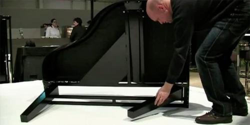 Popup PianoBar
