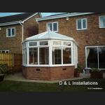 D & L Installations - uPVC Windows & Doors Tamworth - glaziers