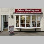 Orion Heating - Wood Burning Stoves & Cookers