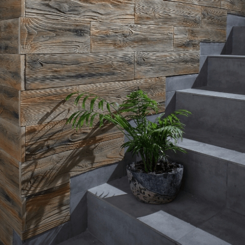 Wood Effect Wall Panels