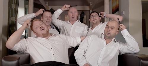 The boys do Marryoke