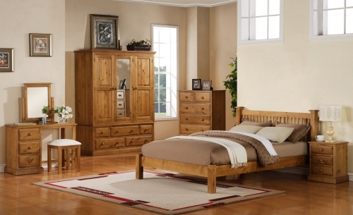 Essential Pine Bedroom Furniture