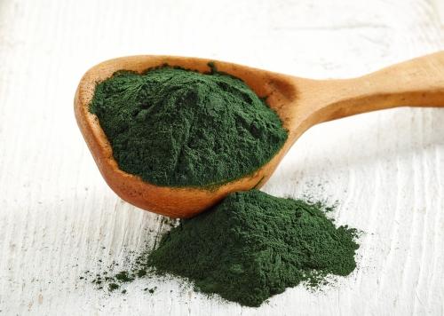 Premium Raw Organic Chlorella