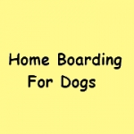 Home Boarding For Dogs - kennels