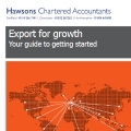 Hawsons Guide to Exporting