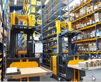 Forklift Maintenance, Servicing and Repairs in Kent