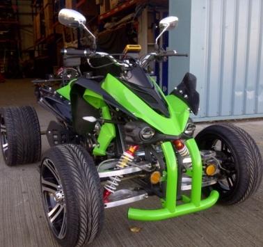 1 Manta Quad Bikes