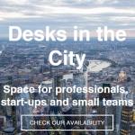 Desks in the City