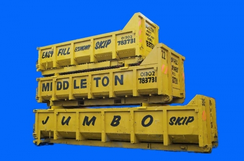 Skip Hire In Mexborough